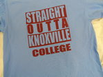 Straight outta shirt s/s
