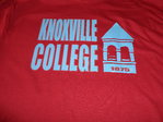 Knoxville College 1875/with Bell Tower