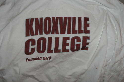 Knoxville College 1875 without Bell Tower