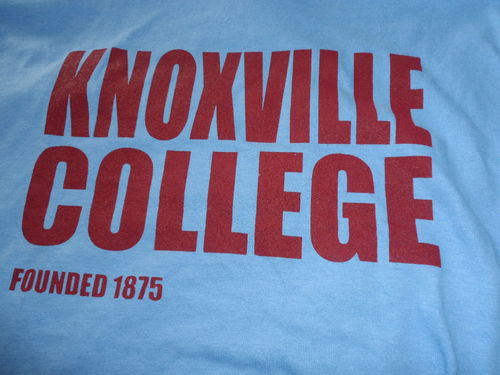 Knoxville College 1875/without Bell Tower