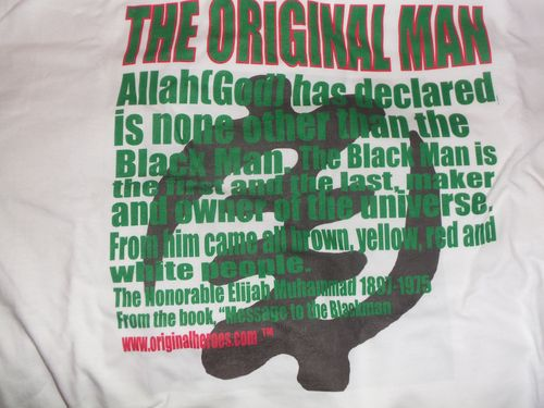 The Original Man-The Honorable Elijah Muhammed